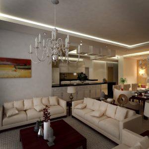 Design and Visualization-Tehran for Mrs. Morteza 3
