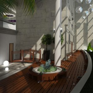 Design and Visualization-Tehran for Nekas Consultant 7